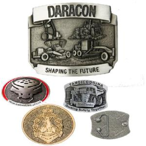 Belt Buckle Pewter