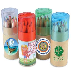 Pencils in Tube
