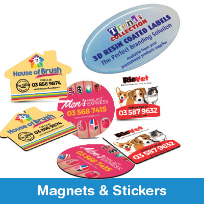 Magnets and Stickers